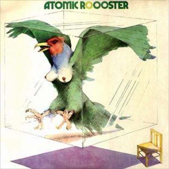 Atomic Rooster - 1st