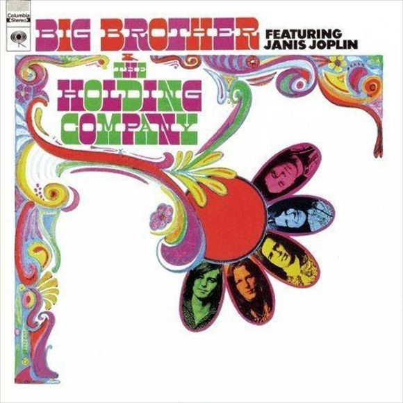 Big Brother & the Holding Company - 1st