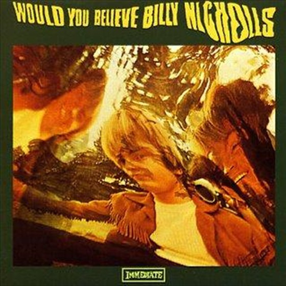 Billy Nichols - Would You Believe