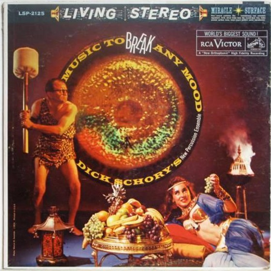 Dick Schory - Music To Break Any Mood