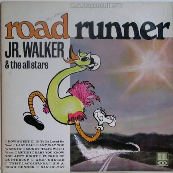 Jr. Walker - Road Runner