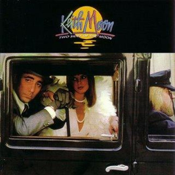 Keith Moon - Two Sides of the Moon