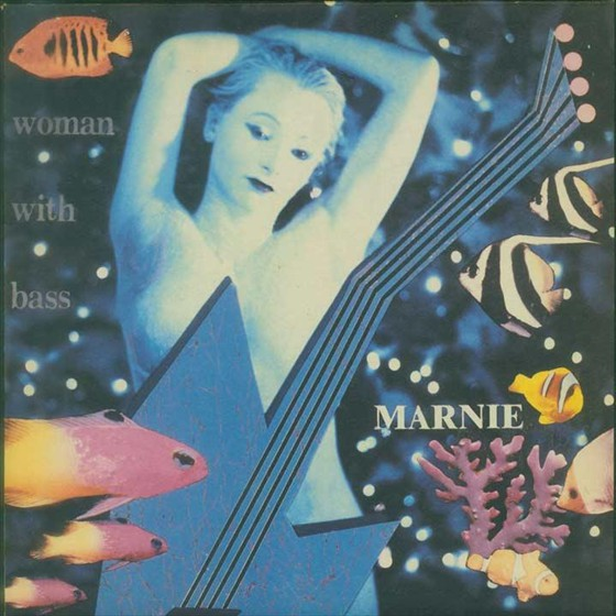Marnie Weber - Woman with Bass