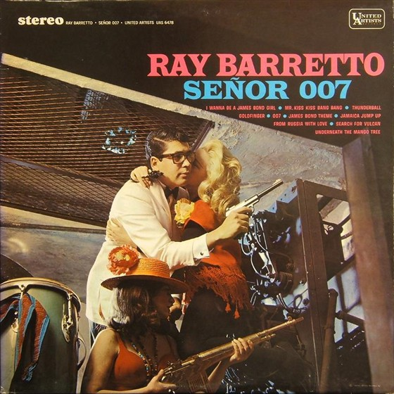 Ray Baretto - Senor 007