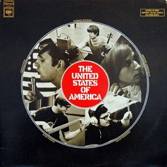 The United States of America - same