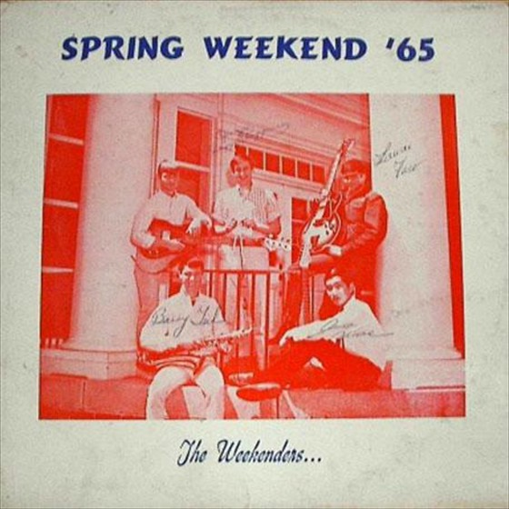 The Weekenders - Spring Weekend '65
